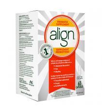 Align Probiotic Supplement 63 capsules