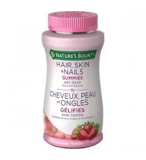 Nature's Bounty - Cheveux peau et ongles 220 capsules gélifiées