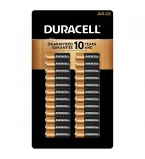 Duracell AA Batteries Pack of 48