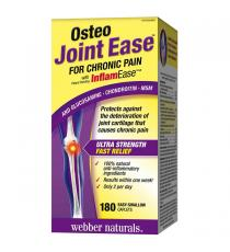 Webber Naturals - Osteo Joint Ease 180 comprimés