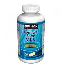Kirkland Signature Formula Forte Men, 365 Tablets