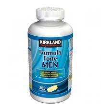Kirkland Signature – Formule Forte pour hommes, 365 comprimés