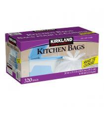 Kirkland Signature Smart Tie Kitchen Bags Pack of 320