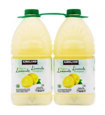Kirkland Signature - Limonade biologique 2 × 2.84 L