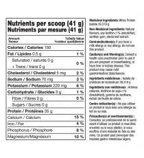 Kaizen Naturals Whey Isolate Vanilla Protein Powder 2 kg