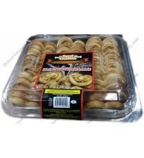 Sweet Creations Palm Leaf Pastries 500 g