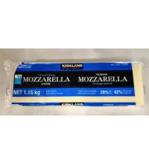 Kirkland Signature Mozzarella Cheese 1.15 kg