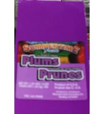 Plums Product of the United States 1.82 kg / 4 lb