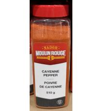 Moulin Rouge Cayenne pepper 510 g