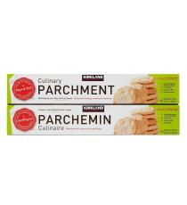 Kirkland Signature Culinary Parchment, Multipurpose Non-Stick Paper, 2 counts