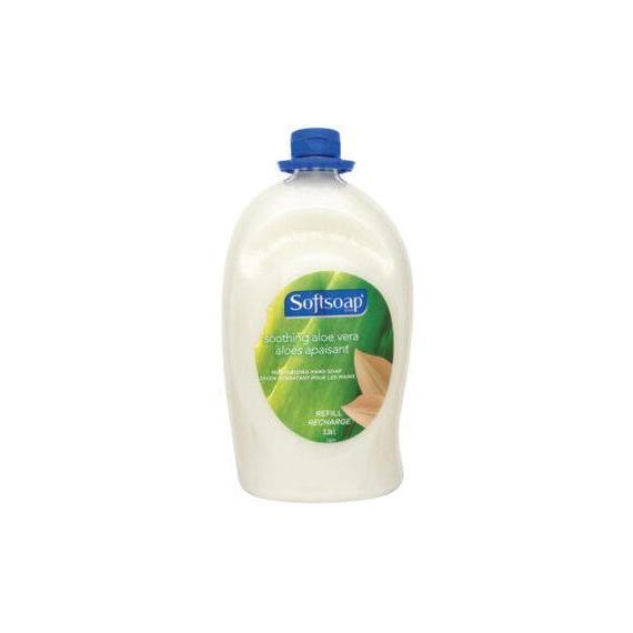 SoftSoap Soothing Aloe Vera Hand Soap, 2.36 L