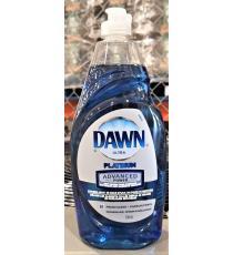 Dawn Ultra Platinum Advanced Power Dishwashing Liquid, 709 ml
