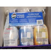VIM Pack, Power & Shine, 3 x 700 ml