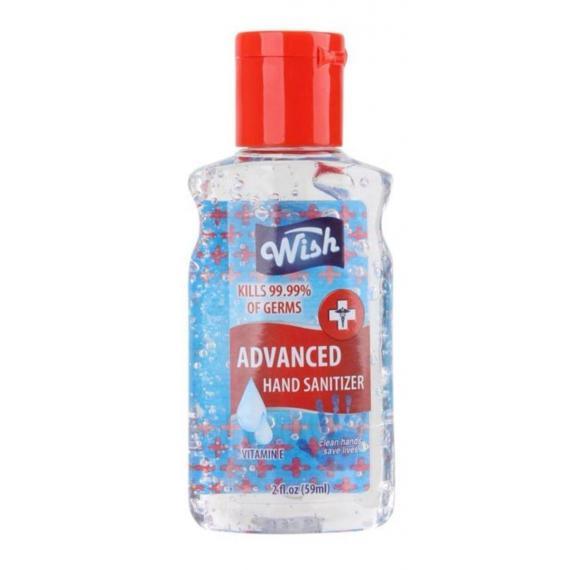 Hand Sanitizer Pocket Size with Vitamin E, 59 ml