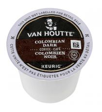 Van Houtte Colombian Dark Coffee, 80 cups, 704 g