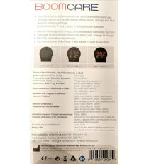 BoomCare Thermomètre infrarouge Oreille et Front