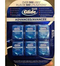 Oral-B Glide Floss - 6 packs