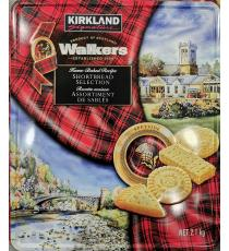 Kirkland Signature Walkers Shortbread Cookies 2.1 Kg
