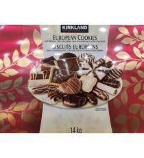 Biscuits européens Kirkland Signature 1,4 kg