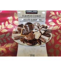 Kirkland Signature European Cookies 1.4 kg