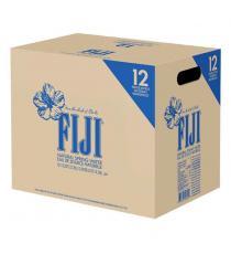 FIJI WATER NATURAL SOURCE 12x 1.5 L