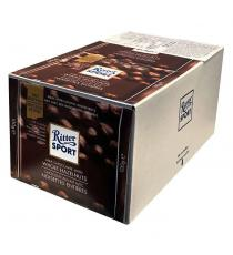 Ritter Sport - Tablettes de chocolat au lait avec noisettes entières ,100 g