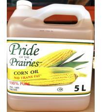 Pride of the Prairies, Corn Oil, 5L