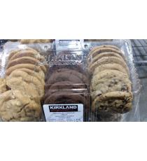 Kirkland Signature Chocolate Lovers Cookie Pack 1.1 kg