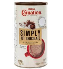 Nestle Carnation Hot Chocolate, Simply 5 Ingredients, 1.9 kg