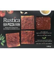 Rustica Tomate Pizza 1080 gr