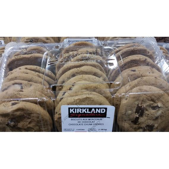 Kirkland Signature Chocolate Chunk Cookies 1.1 kg