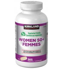 Kirkland Signature Formula Forte Senior Women, 365 Tablets