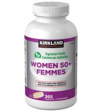 Kirkland Signature – Formule Forte pour femmes sénior, 365 comprimés
