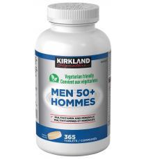 Kirkland Signature – Formule Forte pour hommes sénior, 365 comprimés