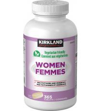Kirkland Signature Formula Forte Women, 365 Tablets