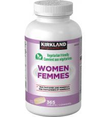 Kirkland Signature – Formule Forte pour femmes, 365 comprimés