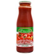 La San Marzano Strained Tomatoes 6 * 680 ml