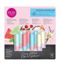 eos FlavorLab Lip Balm, 8-pack