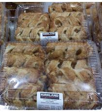 Kirkland Signature Braided Apple Turnovers 1.050 kg