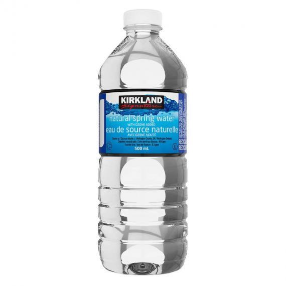 Kirkland Signature Natural Spring Water 500 ml