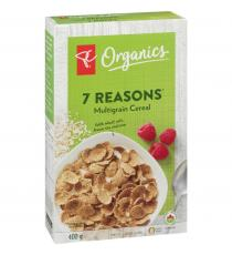PC ORGANICS 7 Reasons Multigrain Cereal 400 g