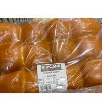 Kirkland Signature, Small Brioche Bun breads 1.150 kg