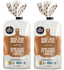 Little Northern Bakehouse, Délicieux pain de grains entiers, large tranche, sans gluten, 2x567 g
