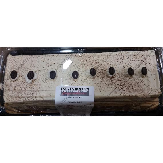 Kirkland Signature Tiramisu Cake 1.050 kg