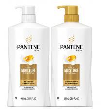 Pantene Pro-V 900 mL Shampoo and 855 mL Conditioner
