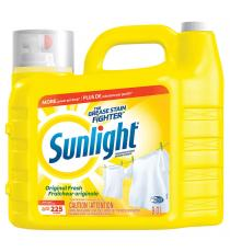 Sunlight Liquid Laundry Detergent, 225 Wash Loads