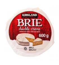 Kirkland Signature de Double-Crème de Brie de 600 g