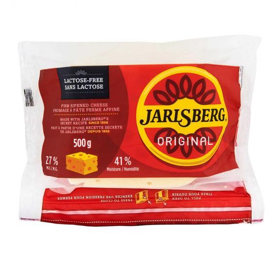 Le jarlsberg Original Fromage affiné à pâte Ferme 500 g