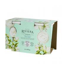 RIVIERA YOGOURT FARM NATURE WITHOUT GMO 2 X 975 g