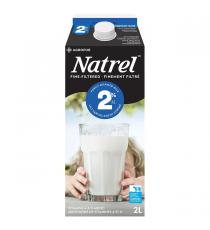 Natrel Fine-Filtered Milk 2%, 2 L